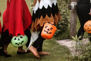 "An ""Almost"" Halloween Prank"