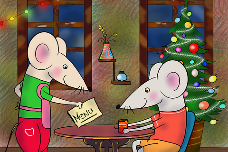 A Ratty Christmas Tale